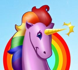 cornify-unicorns-rainbows