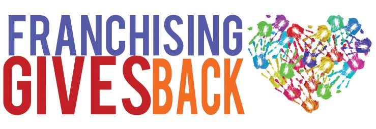 IFA Educational Foundation Franchising Gives Back Logo